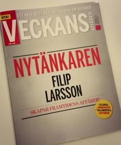 Filip Larsson Veckans Affärer