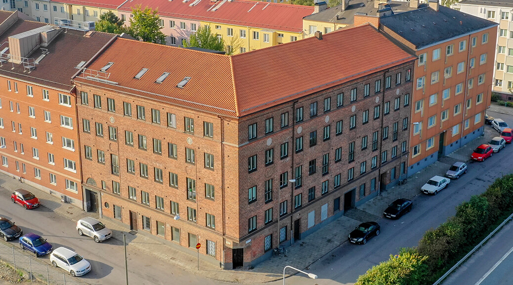 Almedal 1, Malmö
